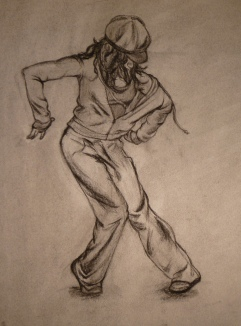 Hip Hop Dancer 2